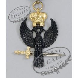 A020 Rose Croix 30th Degree Eagle Jewel