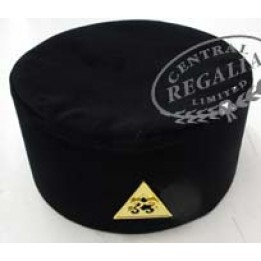 A031 Rose Croix 33rd Degree Cap With Badge
