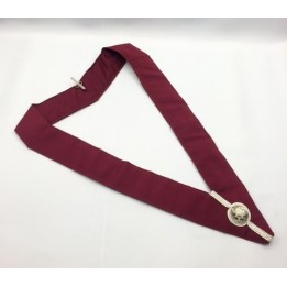 Athelstan Past Masters Collar Crimson