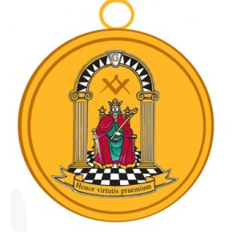 Athelstan ( Past Rank ) Provincial Collar Jewel