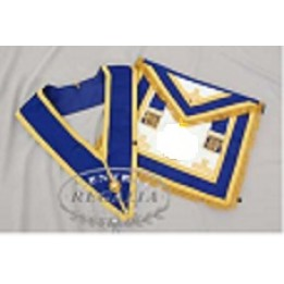 C027 Craft Prov F/d Apron & Collar Standard Quality (no Badge)