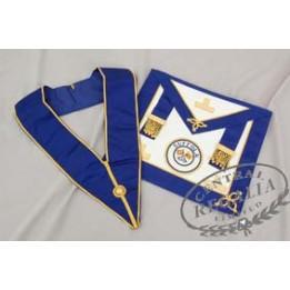 C039 Craft Prov U/d Apron & Collar (incl Badge) Standard Qty M/g Levels