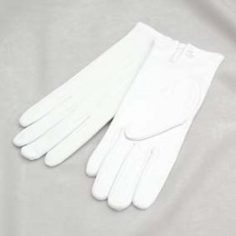 G100 White Gloves - Ladies Size