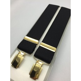 G609  -  Braces - - Black
