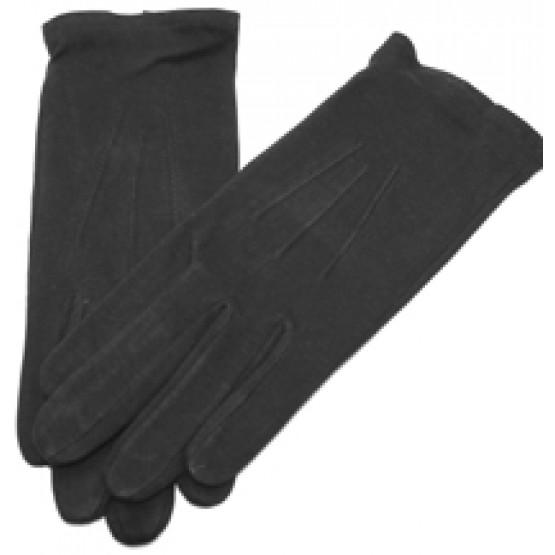 K012  Kt Black Gloves