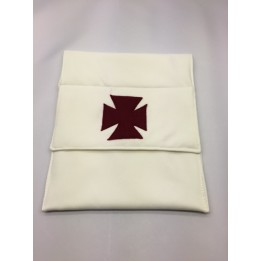 K013 Kt Pouch/pocket - With Cross