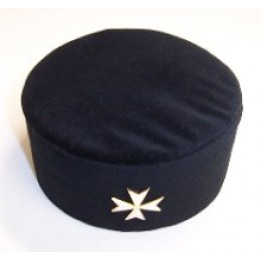 K053 K.malta Hat With Knights Cross