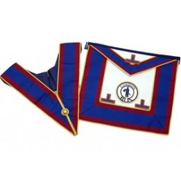 M022 Mark Prov Undress  Apron & Collar - Incl  Badge