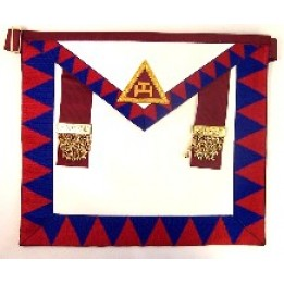 R007 Royal Arch Principals Apron Only Best Quality