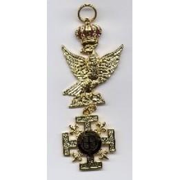 X027 Red Cross Grand Officer Collarette Jewel
