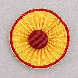 Z028 Osm Rosette For Past Grand Rank